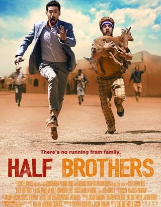 فيلم Half Brothers 2020 مترجم