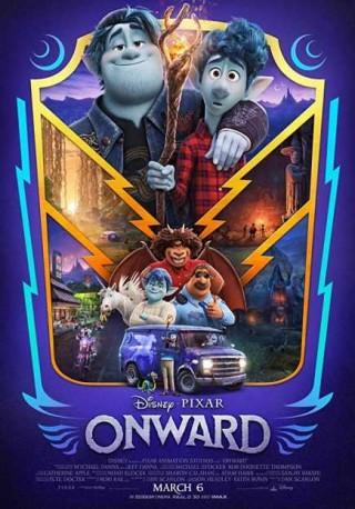 فيلم Onward 2020 مترجم