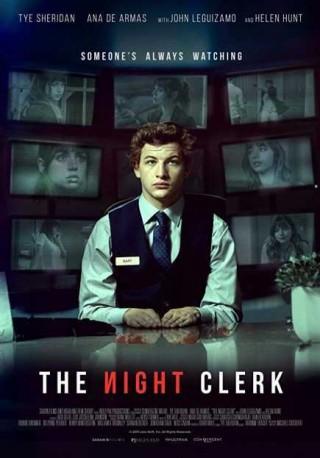 فيلم The Night Clerk 2020 مترجم