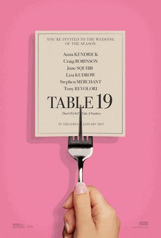 فيلم Table 19 2017 مترجم