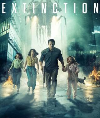 فيلم Extinction 2018 مترجم