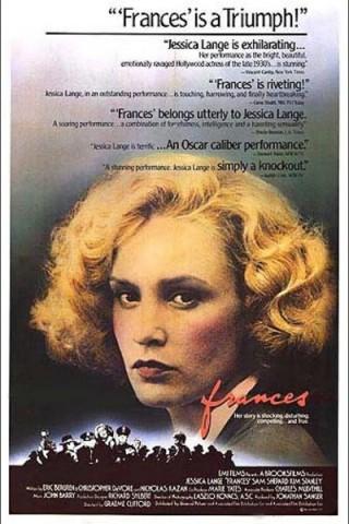 فيلم Frances 1982 مترجم