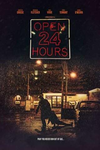 فيلم Open 24 Hours 2018 مترجم