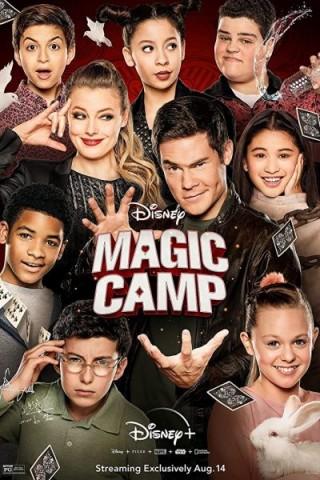 فيلم Magic Camp 2020 مترجم