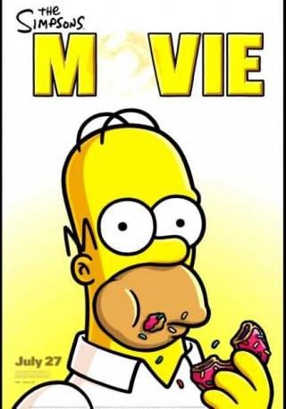 فيلم The Simpsons Movie 2007 مترجم
