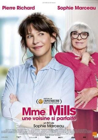 فيلم Mme Mills, une voisine si parfaite 2018 مترجم