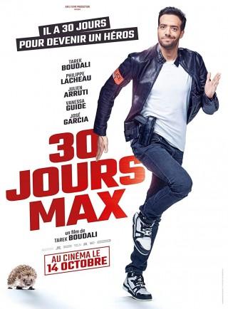فيلم 30 jours max 2020 مدبلج للعربية
