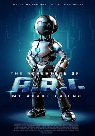 فيلم The Adventure of A.R.I.: My Robot Friend 2020 مترجم