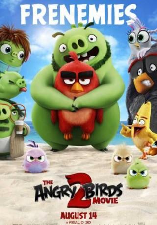 فيلم The Angry Birds Movie 2 2019 مترجم