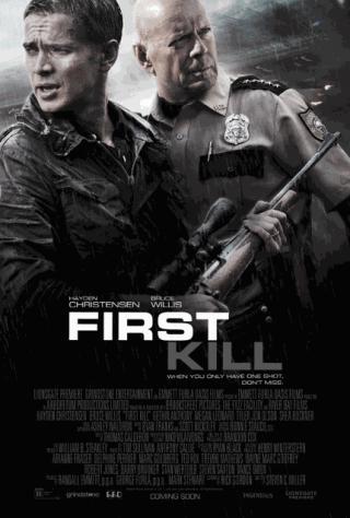 فيلم First Kill 2017 مترجم