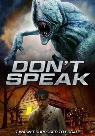 فيلم Don't Speak 2020 مترجم