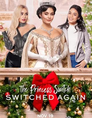 فيلم The Princess Switch: Switched Again 2020 مترجم