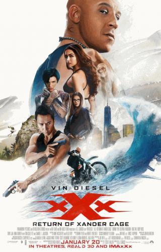 فيلم xXx Return of Xander Cage 2017 مترجم
