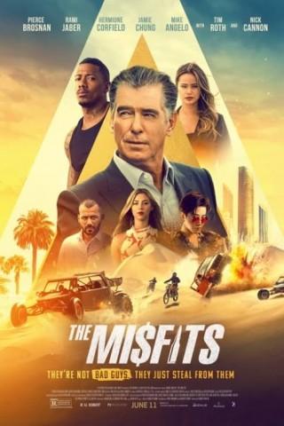 فيلم The Misfits 2021 مترجم
