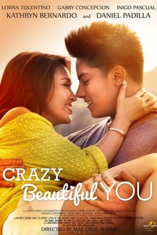 فيلم Crazy Beautiful You 2015 مترجم
