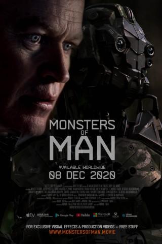 فيلم Monsters of Man 2020 مترجم