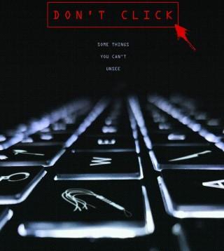 فيلم Don't Click 2020 مترجم