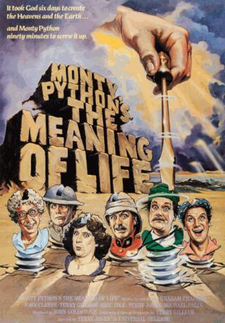 فيلم The Meaning of Life 1983 مترجم