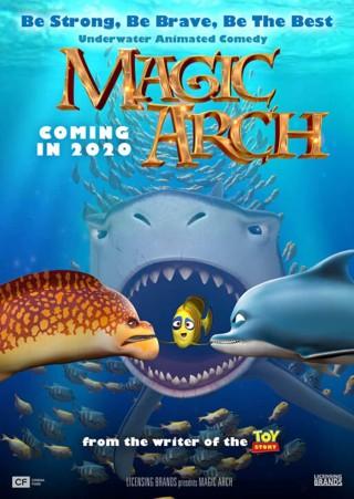 فيلم Magic Arch 2020 مترجم