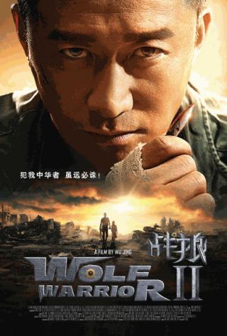 فيلم Wolf Warrior II 2017 مترجم
