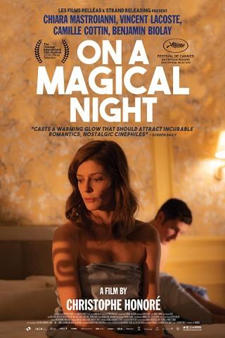 فيلم On a Magical Night 2019 مترجم