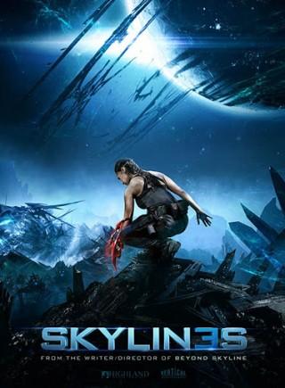 فيلم Skylines 2020 مترجم