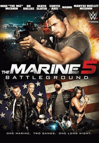 فيلم The Marine 5 Battleground 2017 مترجم