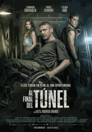 فيلم At the End of the Tunnel 2016 مترجم