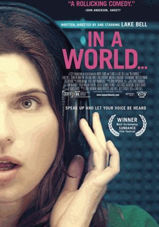 فيلم In a World… 2013 مترجم