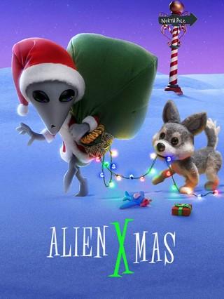 فيلم Alien Xmas 2020 مترجم