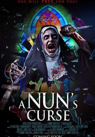 فيلم A Nun's Curse 2020 مترجم