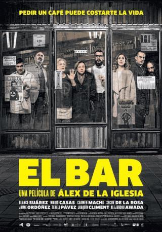 فيلم El bar 2017 مترجم