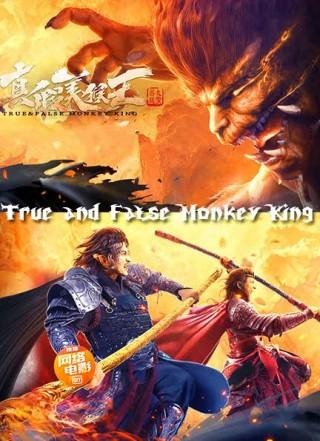 فيلم True and False Monkey King 2020 مترجم
