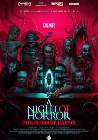 فيلم A Night of Horror: Nightmare Radio 2019 مترجم