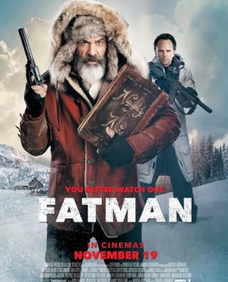 فيلم Fatman 2020 مترجم