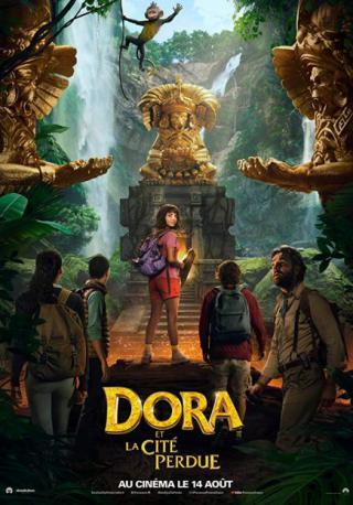 فيلم Dora and the Lost City of Gold 2019 مترجم