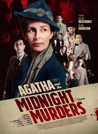 فيلم Agatha and the Midnight Murders 2020 مترجم