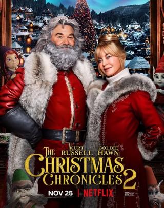 The Christmas Chronicles 2 2020 مترجم