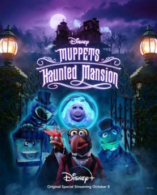 فيلم Muppets Haunted Mansion 2021 مترجم