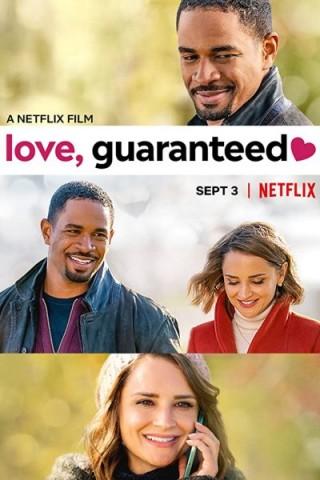 فيلم Love, Guaranteed 2020 مترجم