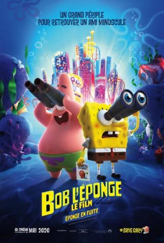 فيلم The SpongeBob Movie: Sponge on the Run 2020 مترجم