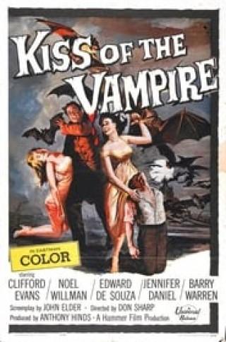 فيلم The Kiss of the Vampire 1963 مترجم