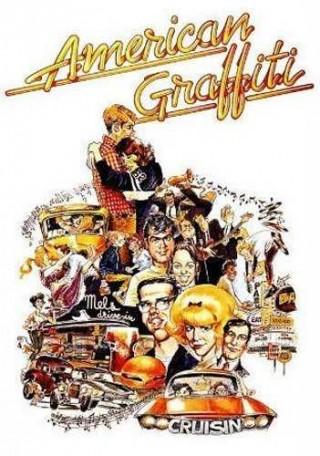 فيلم American Graffiti 1973 مترجم