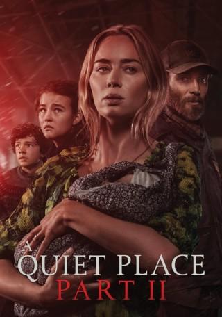 فيلم A Quiet Place Part II 2020 مترجم اون لاين
