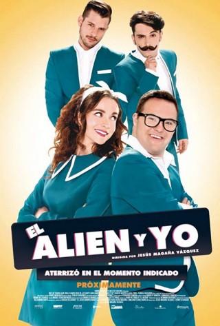فيلم El Alien y yo 2016 مترجم