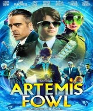 فيلم Artemis Fowl 2020 مترجم
