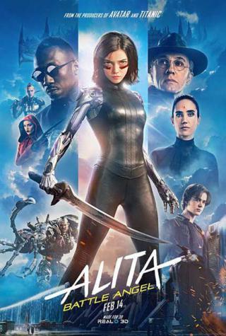 مشاهدة فيلم Alita: Battle Angel 2019 مترجم