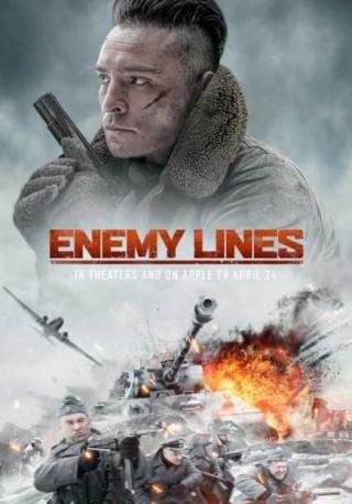فيلم Enemy Lines 2020 مترجم