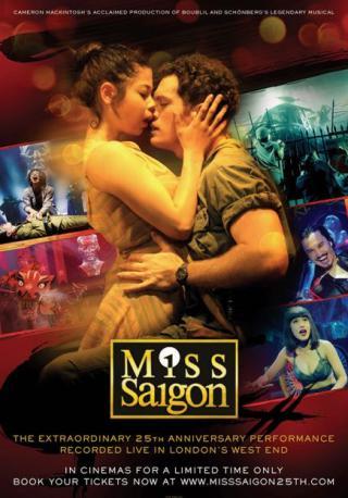 فيلم Miss Saigon 25th Anniversary 2016 مترجم