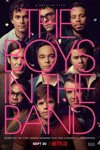 فيلم The Boys in the Band 2020 مترجم